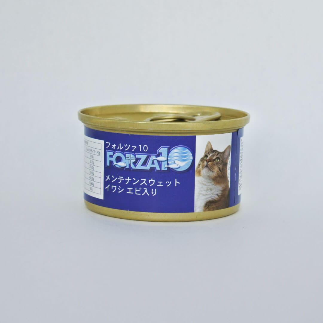FORZA10メンテナンス イワシ&エビ