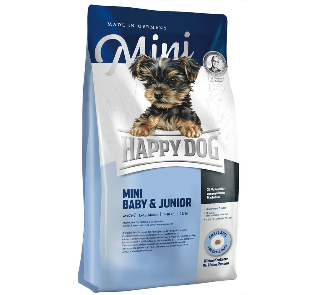 HAPPY DOG ミニ ベビー&ジュニア