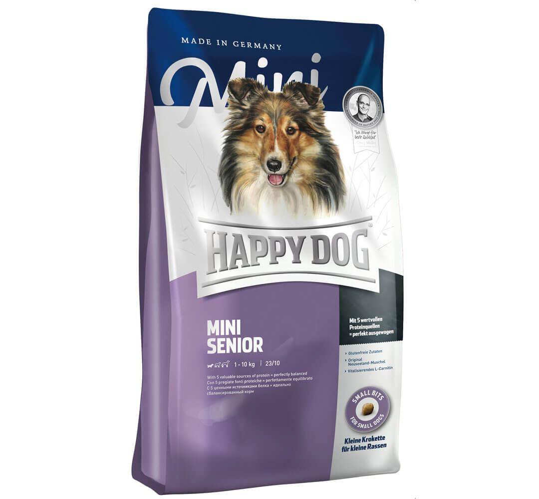 HAPPY DOG ミニ シニア