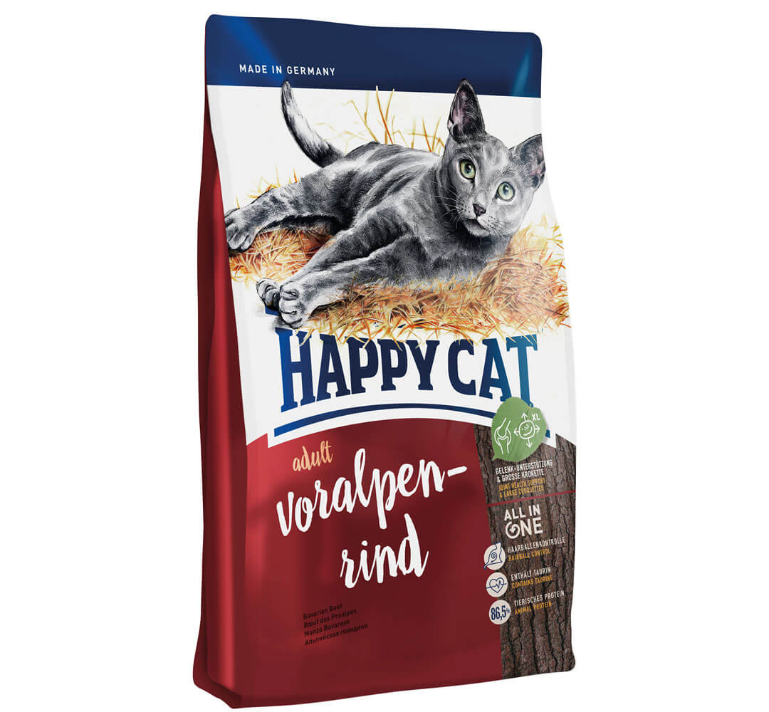 HAPPY CAT スプリーム フォアアルペンリンド(アルパインビーフ)