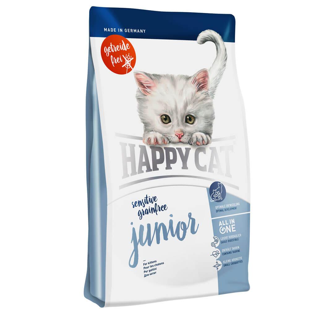 HAPPY CAT センシティブ グレインフリージュニア