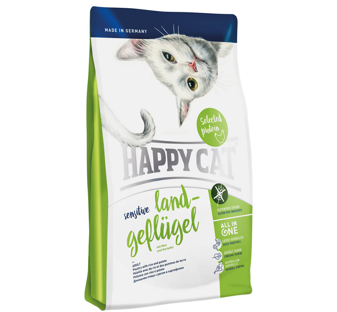 HAPPY CAT センシティブ ビオ ゲフルーゲル(オーガニックチキン)